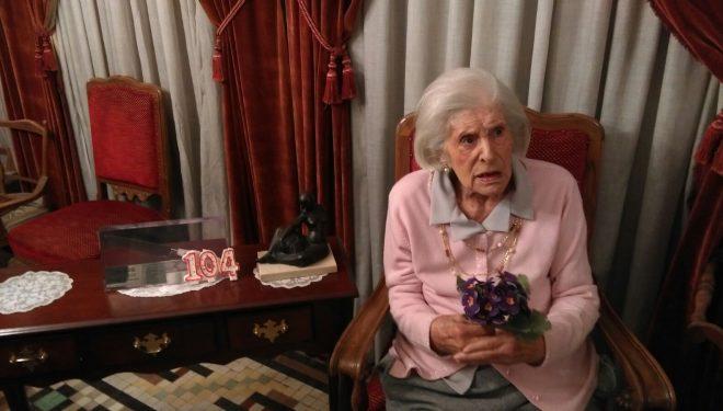Fallecimiento de Manuela Labrador