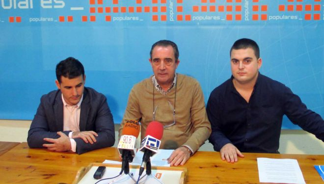 Nuevas Generaciones del PP acusan a García Page de dar un trato denigrante a la educación en Castilla-La Mancha