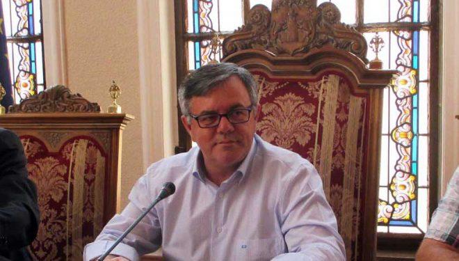 Ramón García expone ante la Dirección General del Agua los problemas del municipio