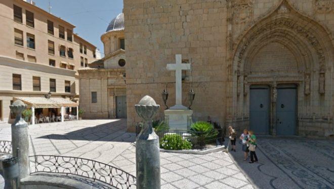 La cruz de Callosa