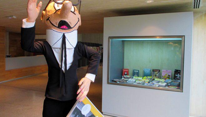 Abierta la exposición sobre la evolución del comic en el Museo de Semana Santa