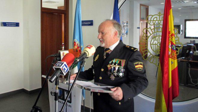Miguel Martínez Tébar cesa voluntariamente como jefe de la Comisaria de Hellín