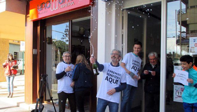 El sorteo de la Lotería de Navidad no se mostró demasiado generoso con la ciudad