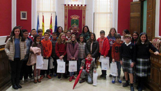Los alumnos de los colegios del Municipio de Hellín hacen públicas sus demandas