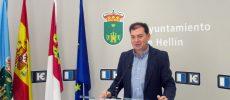 Javier Morcillo presenta el nuevo Reglamento de Participación Ciudadana