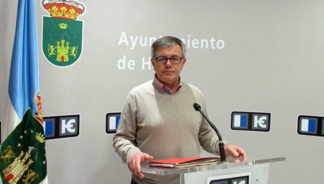 Ramón García señalas las incidencias de los presupuestos de la Diputación de Albacete con respecto al municipio de Hellín
