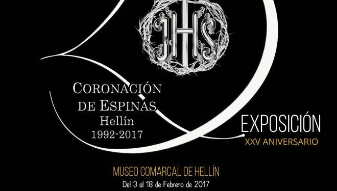 Actos conmemorativos del XXV aniversario de la Cofradía Coronación de Espinas