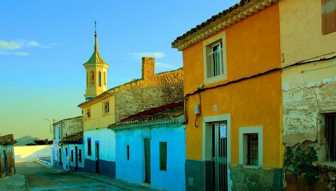 Propuesta para la remodelación integral de las calles Castillo, Foso y Pena, del conjunto Histórico de Hellín