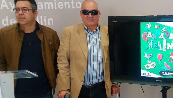Rafael Castillo y Ángel  F. Davia serán los encargados de leer el pregón de la Fiestas de Carnaval