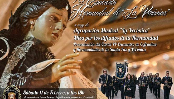 Concierto de la Agrupación Musical Hermandad de la Verónica