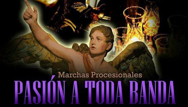 Actuación de la Banda de cornetas y tambores Nuestra Señora del Dolor en Murcia