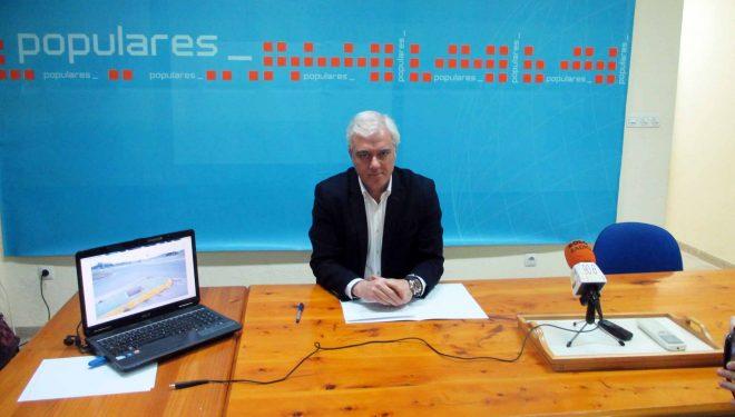 El GM del Partido Popular preocupado por el mal estado de las infraestructuras de Hellín y pedanías