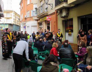 """La Plaza Nueva fue el novedoso escenario de """"Los domingos al Rabal"""""""