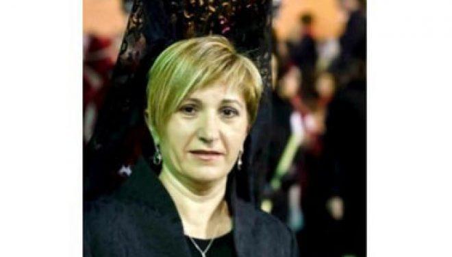 María José Sánchez Rodas quitará el puñal a la Dolorosa