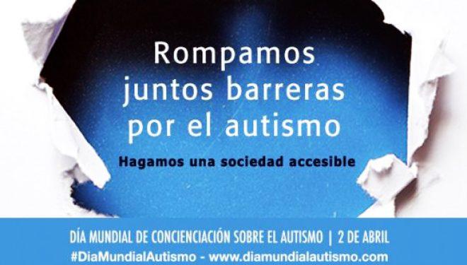 Actividades con motivo del Día Mundial de Concienciación del Autismo organizadas por la Asociación Desarrollo de Hellín