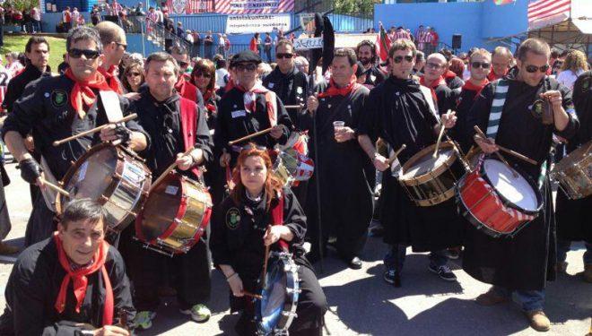 Los tamborileros hellineros estarán presentes en Bilbao