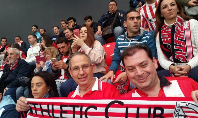 Hellineros en Bilbao.