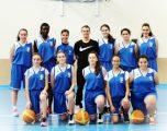 Buen nivel competitivo para la Liga Regional donde competirá el equipo junior femenino del AD Baloncesto