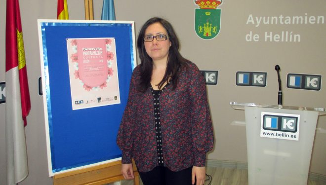 Fabiola Jiménez presenta las opciones culturales de la programación de primavera