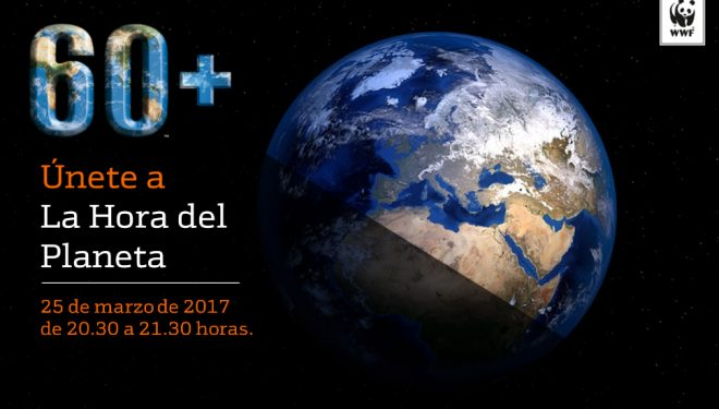 """El Ayuntamiento de Hellín se suma a la campaña """"Hora de la Tierra"""" para concienciar y protestar por el cambio climático"""