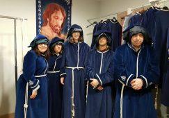 Usuarios de Asprona desfilarán con la Cofradía del Cristo de la Coronación de Espinas