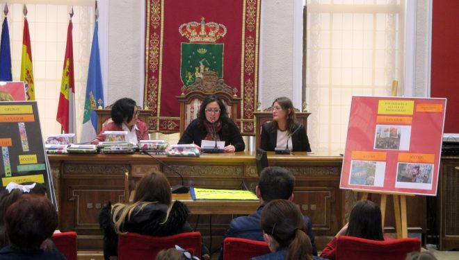 Entrega del 24º Premio Municipal de Narraciones y Marcapáginas