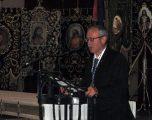 Tanto el alcalde como el presidente de la Asociación de Cofradías pidieron la colaboración de los ciudadanos