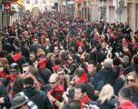 El alcalde de Hellín se muestra disgustado por el transcurrir de la procesión del Domingo de Resurrección
