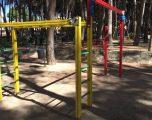 Juan Antonio Andújar sale al paso a las críticas del PP sobre el estado de los juegos infantiles en las zonas de ocio