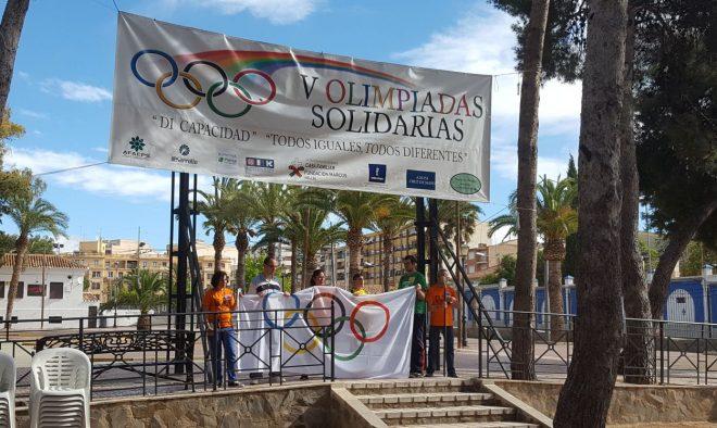 V Olimpiadas Solidarias