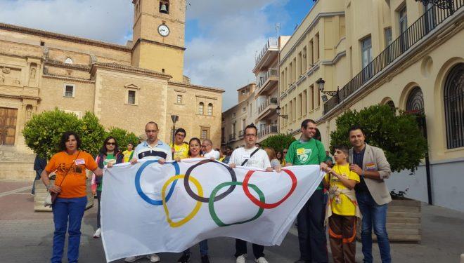 Las V Olimpiadas Solidarias se llevaron a cabo con éxito en la mañana del jueves