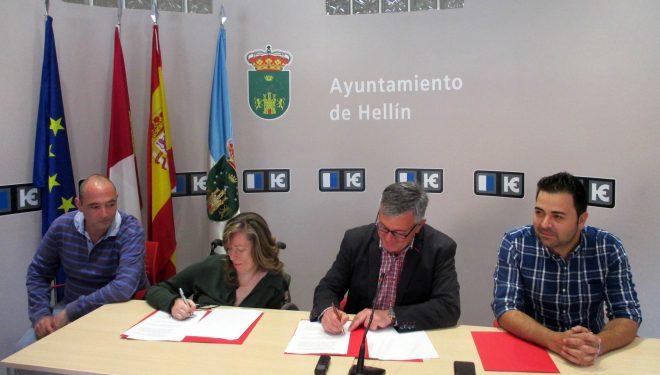 El Ayuntamiento cederá un local a la Asociación de Personas Discapacitadas de la Provincia de Albacete (AMIAB)