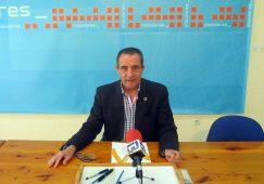 Manuel Mínguez acusa a García Page de llevar a la región a una situación de caos y fracaso total