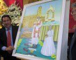 Presentado el cartel de la Festividad del Corpus Christi