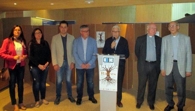 """Inaugurada en el Museo de Semana Santa la exposición """"Raíces"""""""