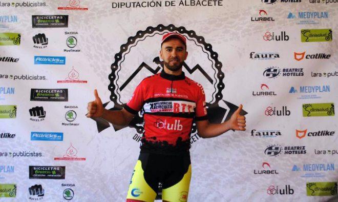 César Ruiz, nuevo líder del Circuito Provincial / FOTOS PRDEPOR