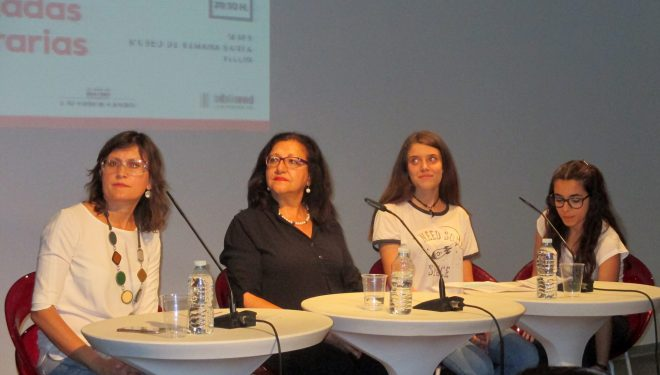 Inma Chacón inaugura las Jornadas Literarias