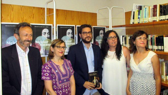 Presentación del libro: Melchor Macanaz La derrota de un 'Héroe'