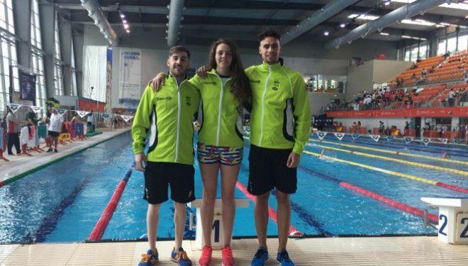 Tres oros para Nerea Ibáñez en el Torneo Internacional de Coimbra (Portugal)