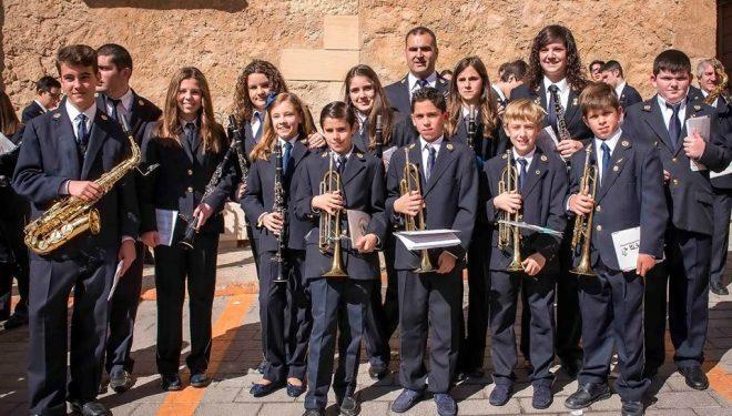"""La Sección Joven de la Unión Musical Santa Cecilia celebra este fin de semana el III y IV Festival de bandas juveniles """"Ciudad de Hellín"""""""