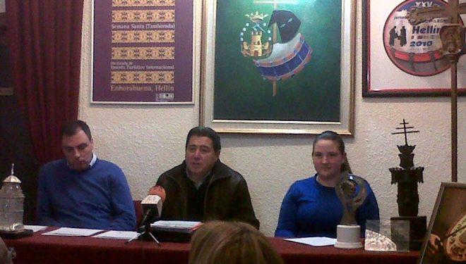 Verónica Villote, nueva presidenta de la Asociación de Tamborileros