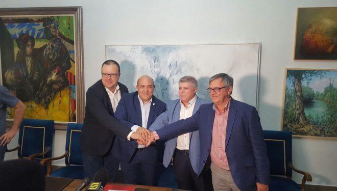 Los ayuntamientos de Hellín, Cieza, Jumilla, Abarán y Calasparra se unen contra el fracking