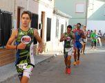Excelente actuación del corredor Julio García  en el Triatlón de Caudete
