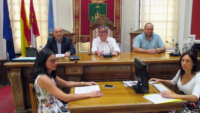 Se aprueba una modificación del suplemento de créditos para llevar a cabo el asfaltado de El Rabal