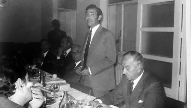Falleció José Ramírez de Arellano