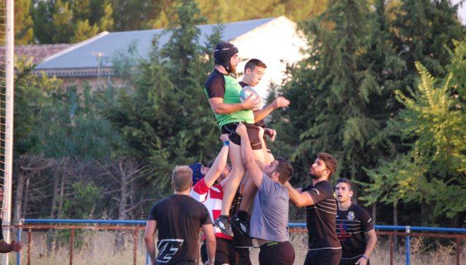 Buena actuación del Club de Rugby Hellín