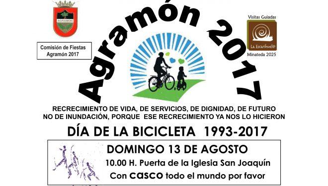 Día de la Bicicleta en Agramón