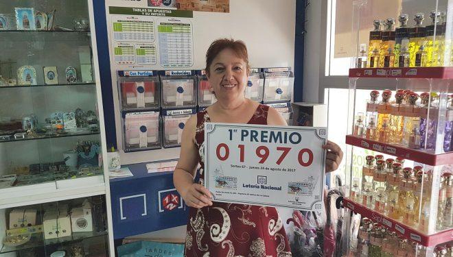 El primer premio de la Lotería Nacional recae en Nerpio