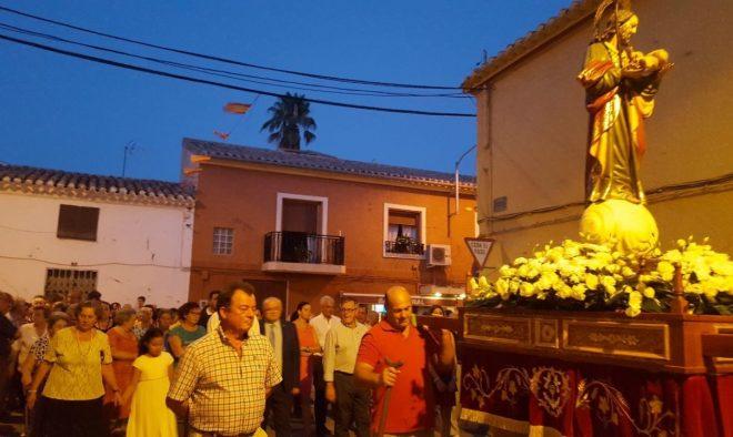 Fiestas de Agramón 2017