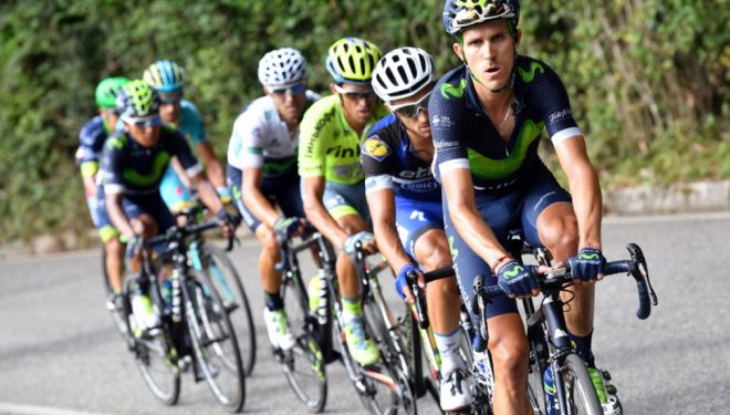 La 8ª etapa de la Vuelta Ciclista a España tendrá su salida neutralizada este próximo sábado en el Recinto Ferial